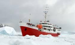 Antarctica, cruise