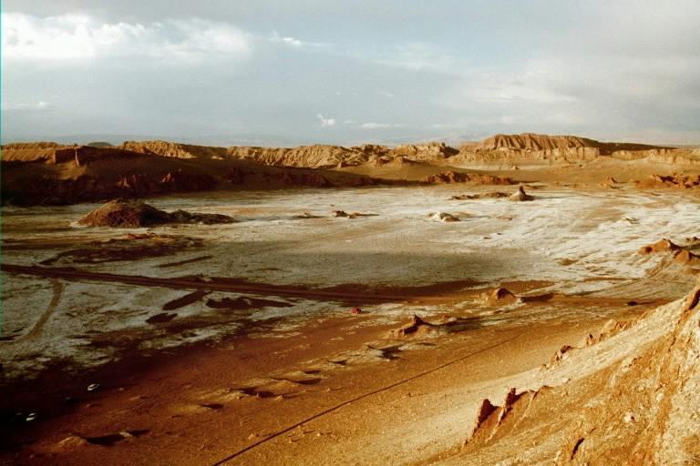 Atacama woestijn, chili