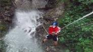 Arenal abseil Costa Rica