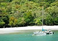 Zeilen Costa Rica
