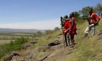 Trekking Mt. Kenya