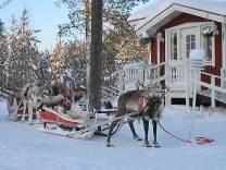 Rendierenboerderij, Lapland