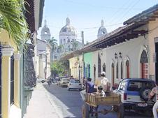 Granada, Isla de Ometepe