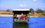 Bootsafari, Rufiji River Camp