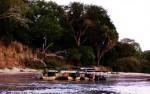 Bootsafari, Rufiji River Camp 3